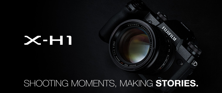 FUJIFILMのカメライメージ