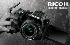 RICOHのカメライメージ