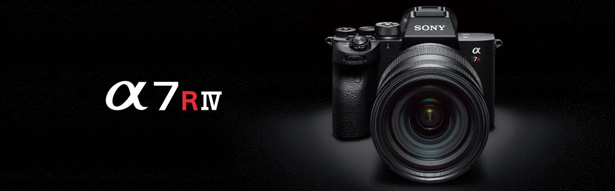 SONYのカメライメージ