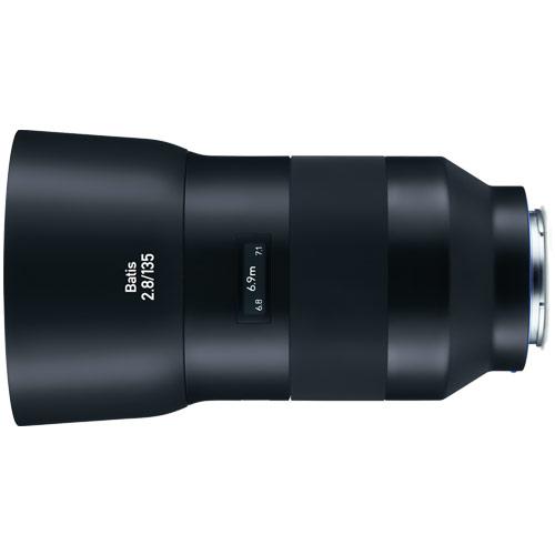 Batis 2.8/135:135mm F2.8のレンズ詳細画像