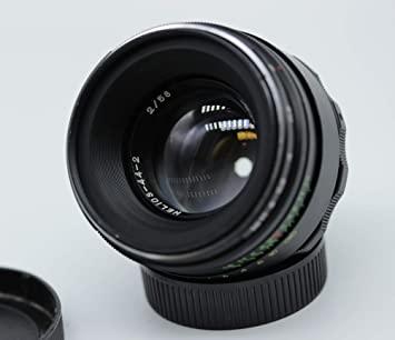 Helios 44-2 58mm F2(M42マウント)のレンズ詳細画像