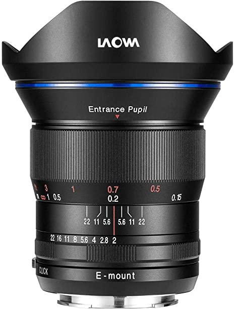 LAOWA 15mm F2 ZERO-Dのレンズ詳細画像