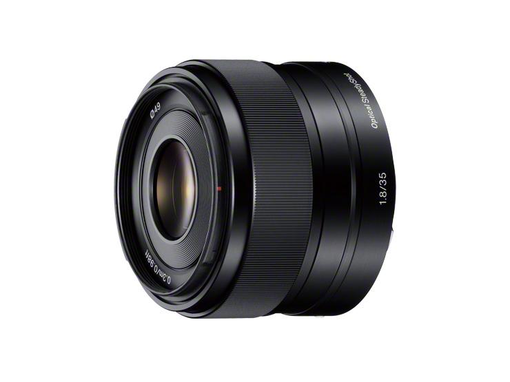 SEL35F18:35mm F1.8のレンズ詳細画像
