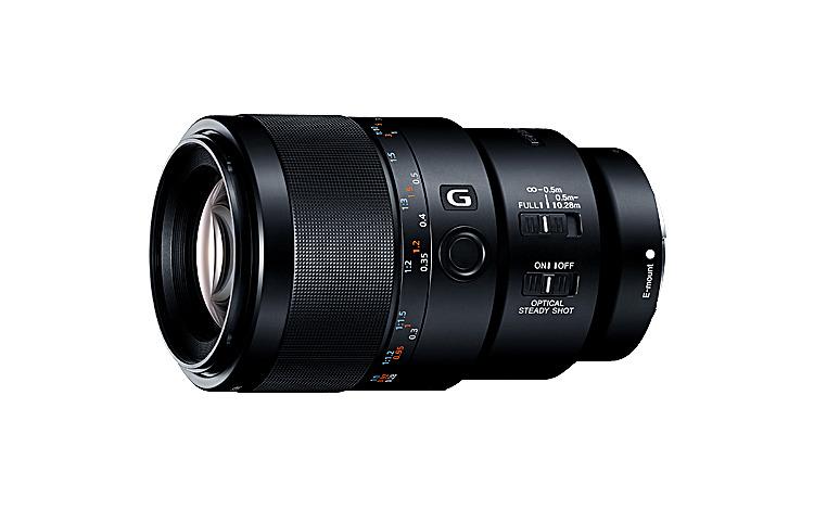 SEL90M28G:90mm F2.8のレンズ詳細画像